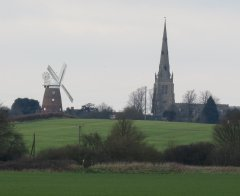 Thaxtedwindmillchurch.jpeg